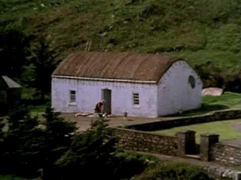 An Irish Weaver's Rugged Remote Life
