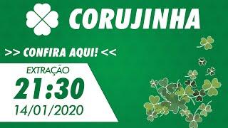 🍀 🍀 Resultado do Jogo do Bicho Corujinha 21:30 – Jogo do Bicho Corujinha 14/01/2020