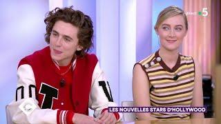 Timothée Chalamet, Saoirse Ronan, Florence Pugh : Les nouvelles stars d'Hollywood - 11/12/2019