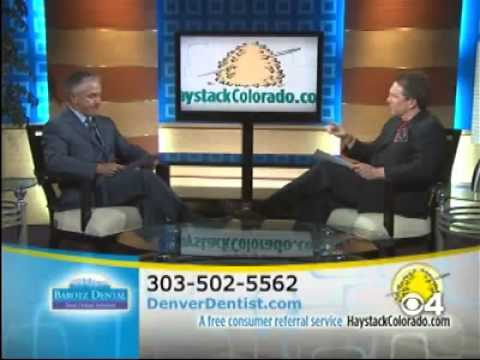 Denver CO Dentist Discusses Tooth Replacement And Cosmetic Dentistry On Haystack TV