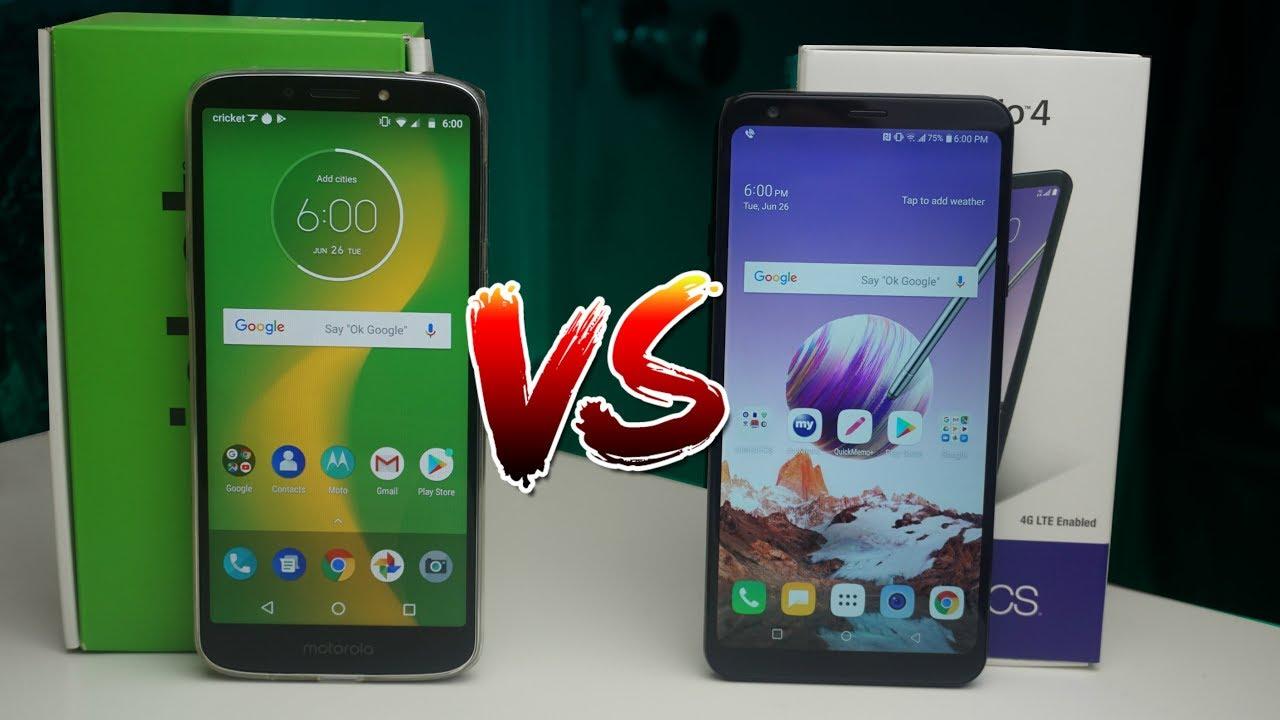 LG Stylo 4 vs Moto E5 Supra |Benchmark Test!
