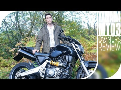 2007 Yamaha MT 03 | Owners Review