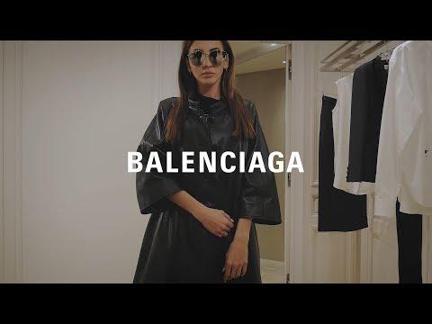 BALENCIAGA! Премьера нового бренда в Лакшери Store! New Collection!