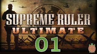 Supreme Ruler Ultimate | Cold War - United States - 01 - Setting Up
