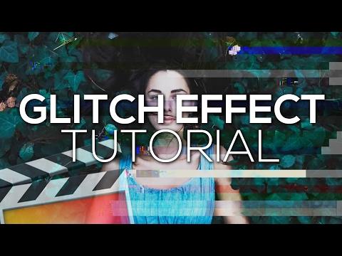 Twitch / Glitch Effect - Final Cut Pro X