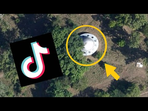 The Most Weird Places Of Google Earth On TIKTOK!