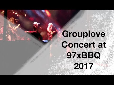 Grouplove Concert at 97xBBQ 2017