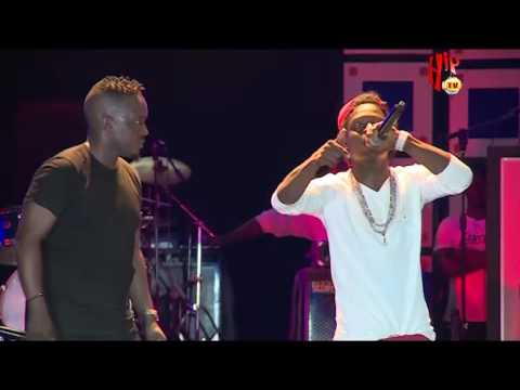 MI DISCOVERS RAPPER AT STAR TREK, ABUJA (Nigerian Entertainment News)