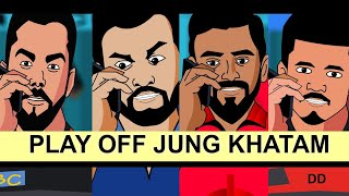 PLAY OFF KI JUNG KHATAM - Vivo IPL 2018