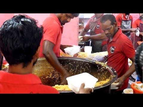 Unreal SOUTH INDIAN street food hunt CHENNAI, INDIA | Chennai's BEST biryani + South Indian tiffin