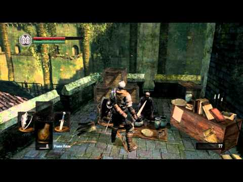Dark Souls: Prepare to die  |Guia todo el recorrido| Parte 1 - Tutorial + Burgo de los no muertos