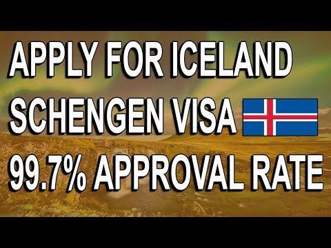 Iceland Tourist Visit Visa Apply Easily