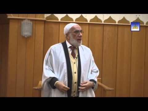 عش بالأمل - خطبة الجمعة الشيخ عمر عبد الكافي بسويسرا