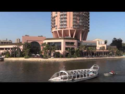 Cairo, Egypt - Sailing on the Nile River HD (2013)