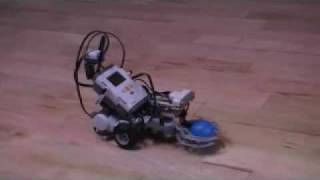 Kyle Wang's First Robot for Gifted Learning Links