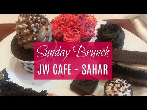 BEST SUNDAY BRUNCH IN MUMBAI   JW SAHAR