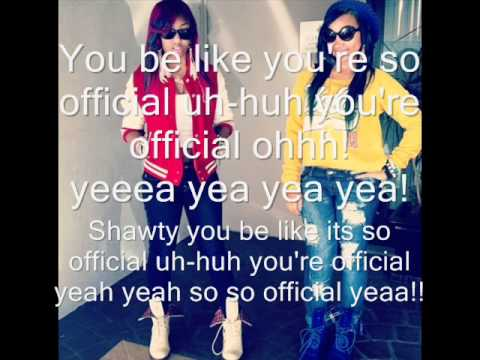 OMG Girlz- So Official. (Beauty and Star).