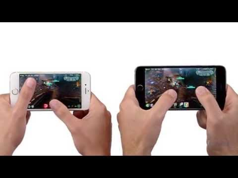 Apple iPhone 6 Gamers Ad