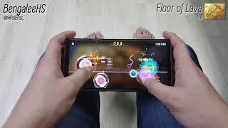 [Cytus II] Floor of Lava CHAOS 15 TP100 (Thumb Except 4Flick) screenshot 5