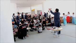 子ども神楽体験教室
