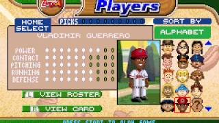 Backyard Sports   Baseball 2007   Music Entry   User Video
