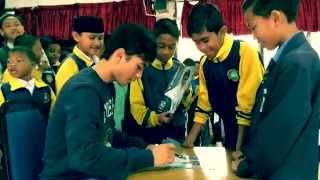 Obiet visits Cameron Highlands for Kembara RTM Radio Malaysia Pahang