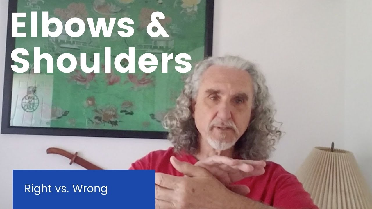 The Relationship of the Elbows to the Shoulders – Right vs. Wrong by Joe Eber