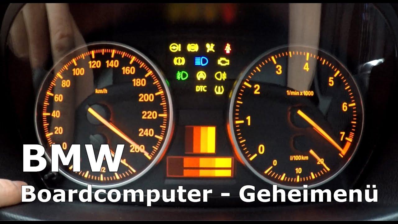 Bmw Tacho Bc Geheimmen 252 Servicemen 252 E90 E91 E92 E93 E81 E82 E87 E88 Funnydog Tv