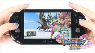 PS4®『ドラゴンクエストXI』リモートプレイ動画 thumbnail
