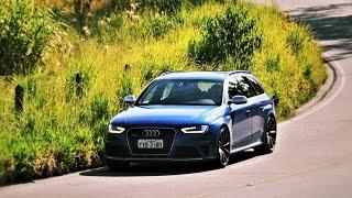Audi RS 4 Avant no uso com Bob Sharp