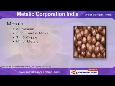 Ferro Alloy - Nobel by Metalic Corporation India, Kolkata