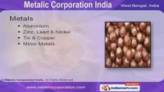 Ferro Alloy - Nobel by Metalic Corporation India Kolkata