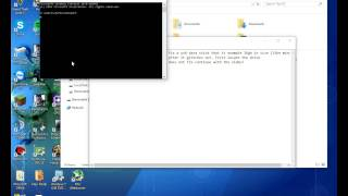 How to fix a 8GB-16GB flash drive thats only 200MB usable. (Corrupt Pen Drive)