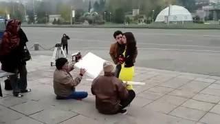 Индийские фильмы снимают в Алматы