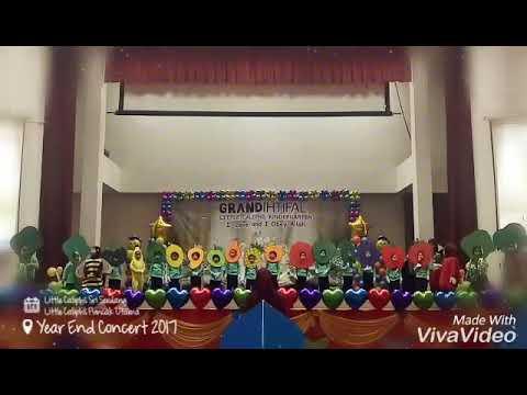 Lagu Buah-Buahan Tempatan - Little Caliphs Sri Serdang & Puncak Utama