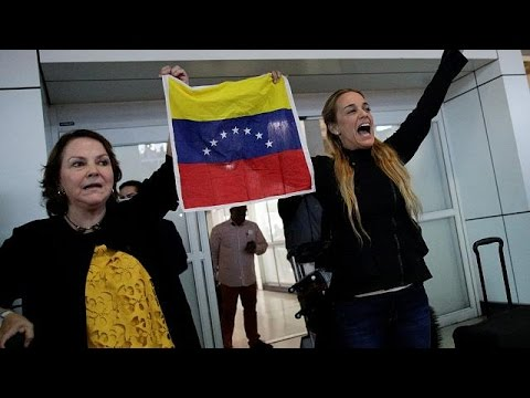 Venezuela defies Trump by upholding jail term for opposition leader Lopez