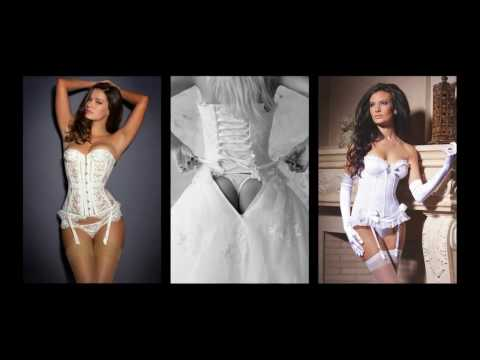 Best Sexy Wedding Lingerie - White Sexy Lingerie - Best Sexy Wedding Night Lingerie. http://bit.ly/2kYTpur