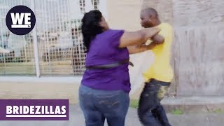 Bridezillas | Rehearsal Smack-down | WE tv
