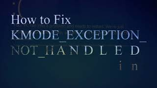 mode exception not handled