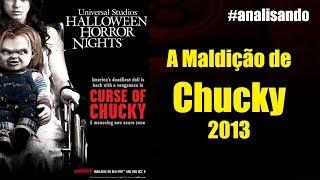 [analisando] A Maldição de Chucky - filme de 2013