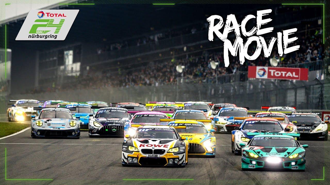 Race Movie | ADAC TOTAL 24h-Race 2021