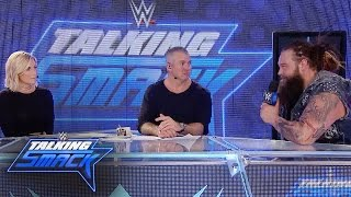 Bray Wyatt laughs in the face of the odds: WWE Talking Smack, Jan. 17, 2017