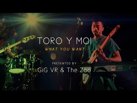 Toro Y Moi - What You Want