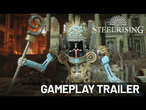 Новый геймплей Steelrising – игра разрабатывается для консолей нового поколения