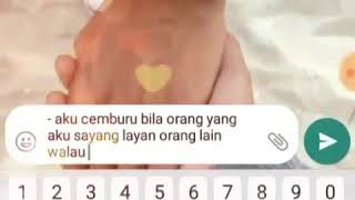 Download Video 💜 Ayat Jiwang Sedih Dan Sweet 😭 MP3 3GP MP4