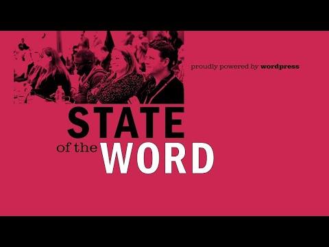 Matt Mullenweg: State of the Word 2020 annual keynote address