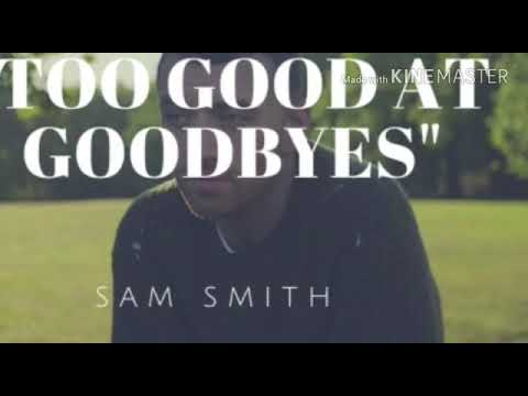 "Sam Smith- ""Too Good At Goodbyes"" Audio"