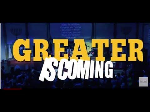 Sherwin Gardner - Greater (Official Lyric Video)