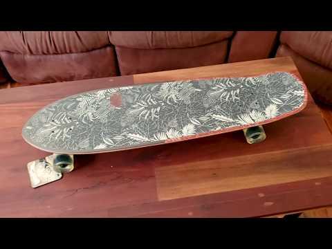 Cruising Longboard Globe Blazer XL First Impression Review