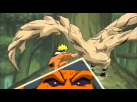 Naruto vs Gaara - English dub